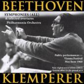 Album artwork for Klemperer Plays Beethoven