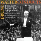 Album artwork for Bruno Walter's Bruckner: The Earliest Recordings