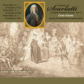 Album artwork for D. Scarlatti: The Complete Keyboard Sonatas, Vol.