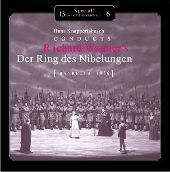 Album artwork for Knappertsbusch's 1956 Bayeuth Ring*13 CDs at a V