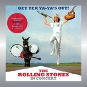 Album artwork for The Rolling Stones in Concert: Get Yer Ya-Ya's Ou
