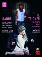 Album artwork for Handel: Il Trionfo