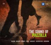 Album artwork for The Sound of Piazzolla