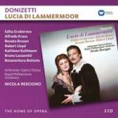 Album artwork for Donizetti: Lucia di Lammermoor