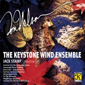Album artwork for RON NELSON - KEYSTONE WIND ENSEMBLE