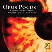 Album artwork for OPUS POCUS