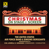 Album artwork for Christmas on Stage & Screen