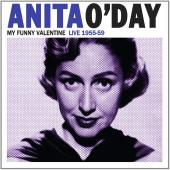 Album artwork for Anita O'Day: My Funny Valentine Live 1995-59