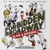 Album artwork for Forbidden Broadway: Alive and Kicking