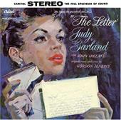 Album artwork for THE LETTER Musical Judy Garland