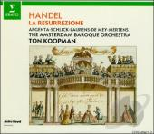 Album artwork for Handel: La Resurrezione / Amsterdam Baroque, Koopm