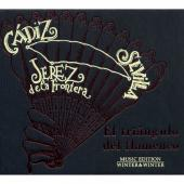 Album artwork for El triangulo del flamenco