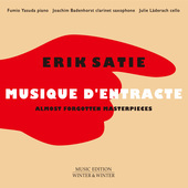 Album artwork for Erik Satie: Musique d'entracte