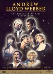 Album artwork for ANDREW LLOYD WEBBER -  THE ROYAL ALBERT HALL CELEB