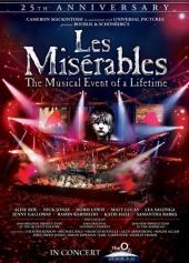 Album artwork for Les Miserables 25th Anniversary