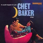 Album artwork for Chet Baker: Sings It Could Happen To You