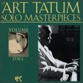 Album artwork for Art Tatum solo Masterpieces Volume One