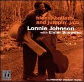 Album artwork for Lonnie Johnson: Blues, Ballads and Jumpin' Jazz