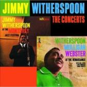 Album artwork for Jimmy Witherspoon - 'Spoon Concerts