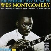 Album artwork for Wes Montgomery: Incredible Jazz Guitar of..