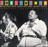 Album artwork for Joe Turner Everyday I Have the Blues