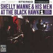 Album artwork for SHELLY MANNE & HIS MEN AT THE BLACK HAWK VOL. 1