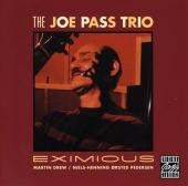 Album artwork for Joe Pass - Eximous