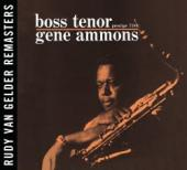 Album artwork for Gene Ammons : Boss Tenor