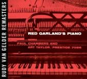 Album artwork for Red Garland: Red Garland's Piano