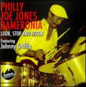 Album artwork for Philly Joe Jones - Dameronia feat. Johnny Griffin