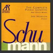 Album artwork for Schumann: Complete Piano Sonatas / Hobson