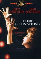 Album artwork for I Could Go On Singing