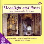Album artwork for MOONLIGHT AND ROSES AND OTHER GEMS FOR THE ORGAN -