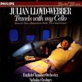 Album artwork for Julian Lloyd-Webber: Travels with my cello