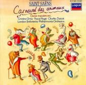 Album artwork for Saint-Saens: Carnaval des animaux, etc. (Dutoit)