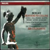 Album artwork for BERLIOZ: BENVENUTO CELLINI (COMPLETE).