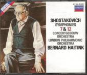 Album artwork for Shostakovich: Symphonies 7 & 12 / Haitink, RCO, LP