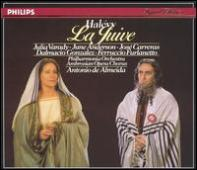 Album artwork for Halevy - La Juive / Varady, Carreras, Anderson