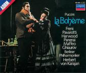 Album artwork for Puccini: La Boheme / Freni, Pavarotti