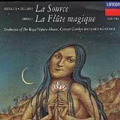 Album artwork for Minkus, Delibes: La Source ; Drigo: Flute Magique