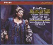 Album artwork for Strauss: Ariadne auf Naxos / Norman, Gruberova