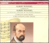 Album artwork for Albert Roussel conducts Albert Roussel