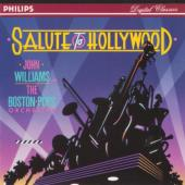Album artwork for Salute to Hollywood / Boston Pops, Williams