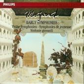 Album artwork for Mozart: Early Symphonies / Marriner