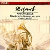 Album artwork for Mozart: Wind Concertos / Mozart Edition, Marriner