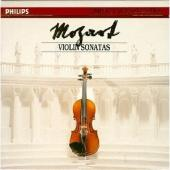 Album artwork for Mozart: Violin Sonatas / Grumiaux