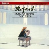 Album artwork for Mozart: MUSIC FOR 2 PIANOS