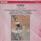 Album artwork for Verdi: Ballet Music / Almeida