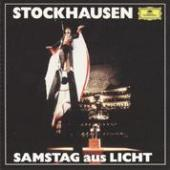 Album artwork for Stockhausen: Samstag aus Licht