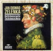 Album artwork for Zelenka: The Orchestral Works